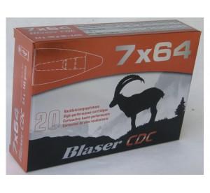 Blaser CDC 7x64 9,4g