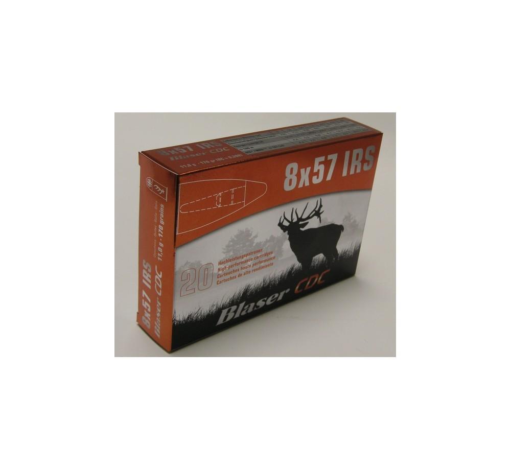 Blaser CDC 8x57IRS 11,0g