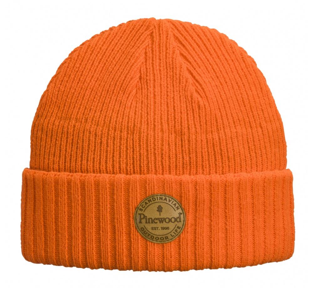 Čiapka Pinewood Windy- oranžová