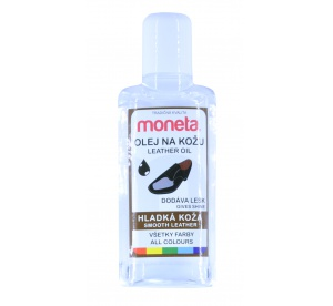 Olej na kožu MONETA 115ml