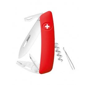 SWIZA nôž TT03 Tick Tool Red