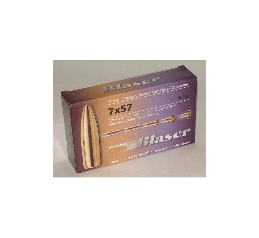 Blaser CDP 7x57 10,0g