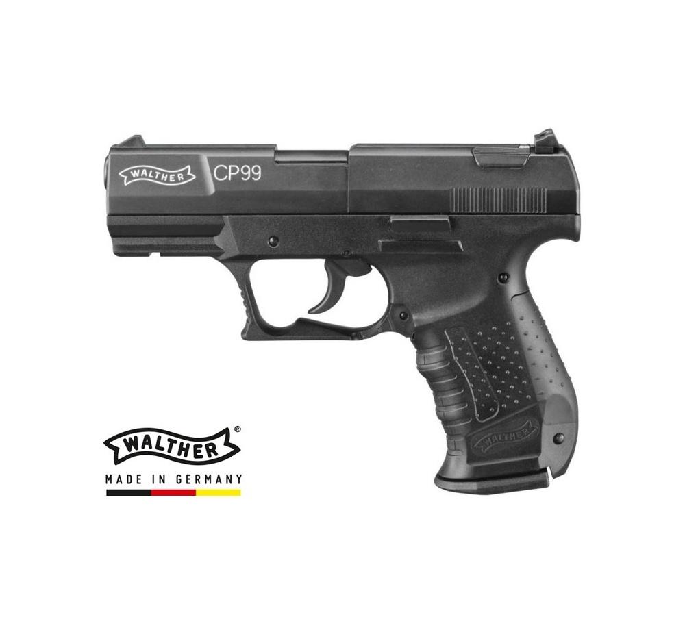Pištoľ CO2 Walther CP99, kal. 4,5mm diabolo