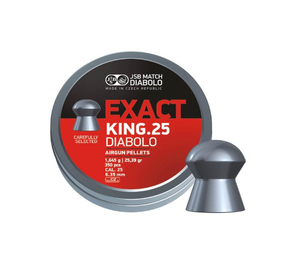 JSB Exact King 6,35mm 350ks