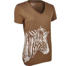 Dámske tričko Blaser Zebra...