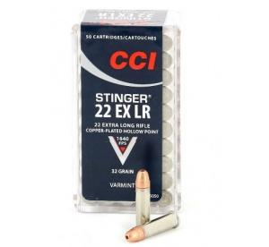 .22EXLR CCI Stinger...