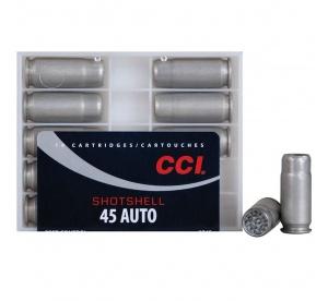 .45ACP CCI Shotshell (brokový)