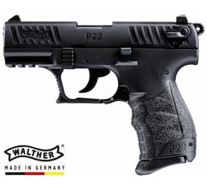 Pištoľ exp. Walther P22...
