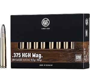 RWS .375 H&H Mag. UNI...