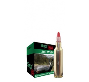 SAX .300 WSM KJG-SR