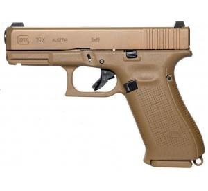 Glock 19X (Coyote), kal.:...