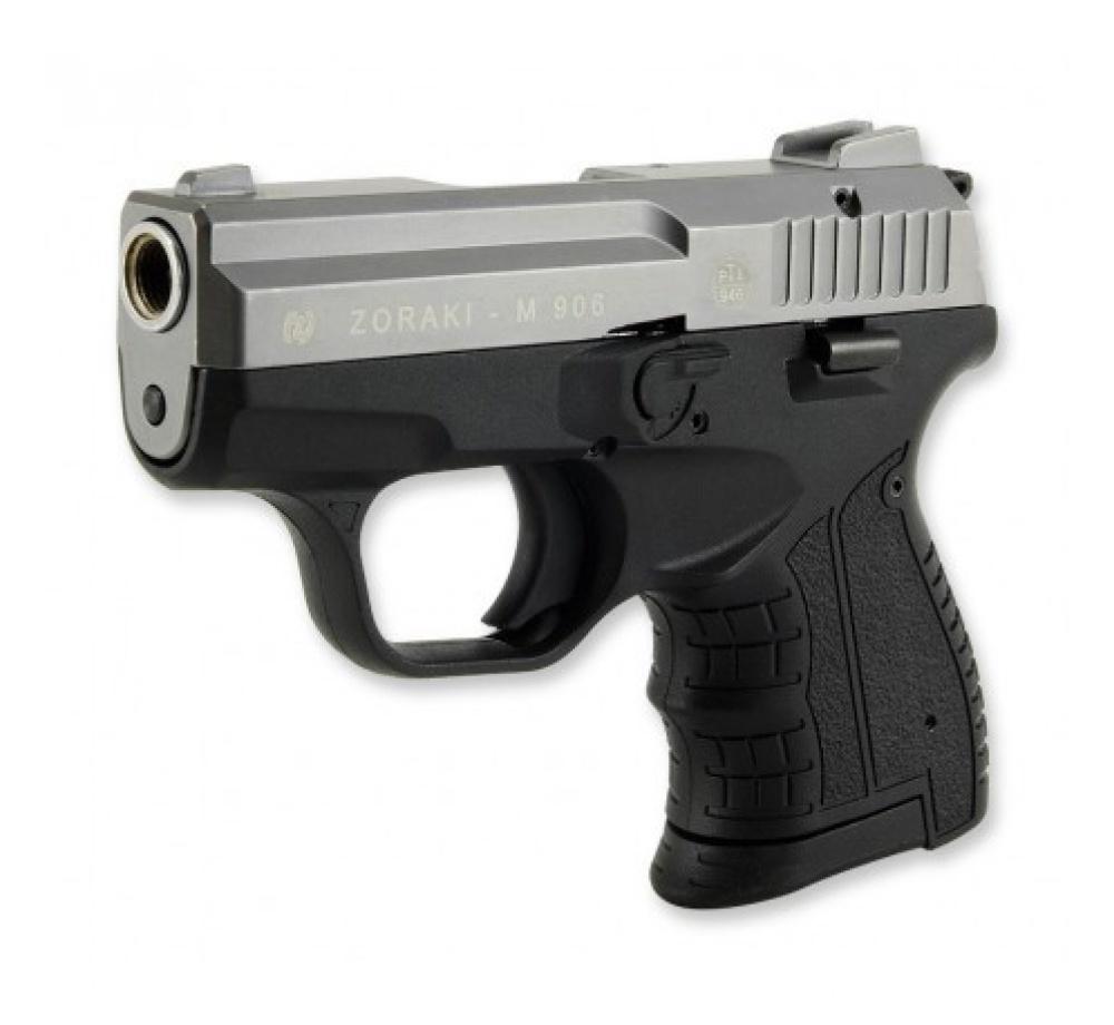 Plynová pištoľ Atak Zoraki 906 cal.9mm- titán