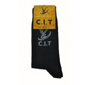Ponožky pánske C.I.T. - čierne