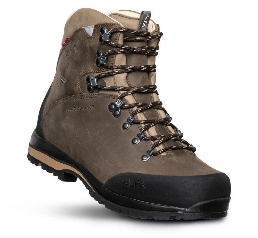 Pánská treková obuv ALFA  Berg Advance GTX M