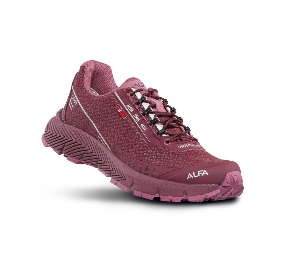 Dám. nízka turistická obuv ALFA DRIFT ADVANCE GTX W