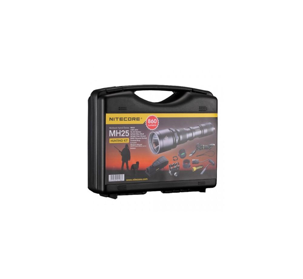Svietidlo MH25GT Hunting set-/ TX-11001/
