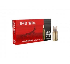 GECO .243 Win. TEILMANTEL 6,8g