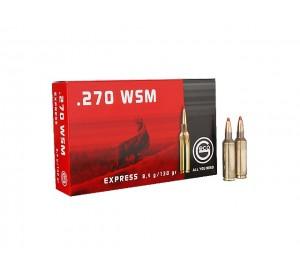 GECO .270 WSM.,  8.4g. Express