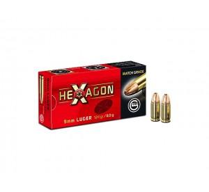 GECO 9mm Luger Hexagon...